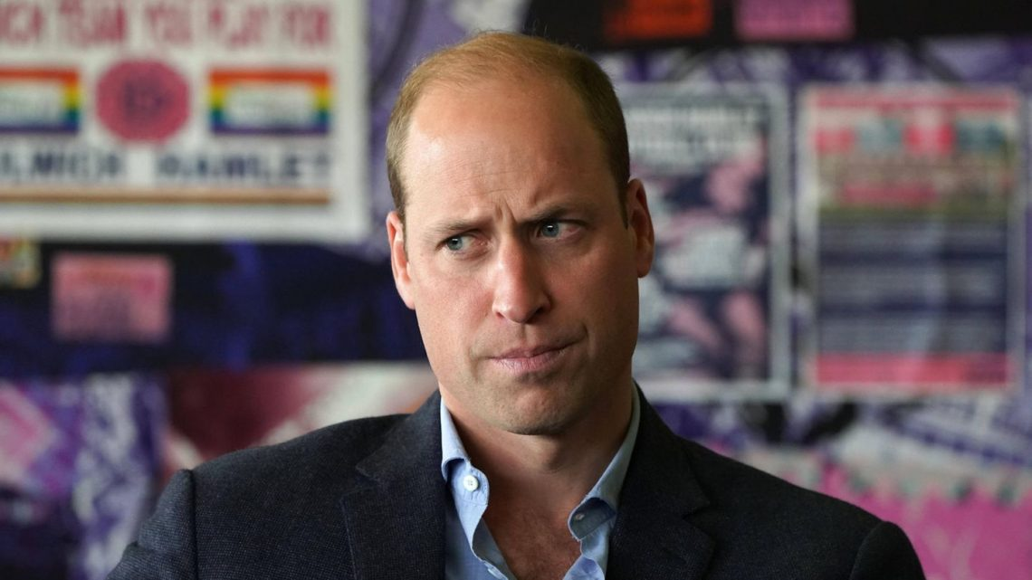 """Prinz William: Er sieht Prinz Andrew als """"Bedrohung für die Monarchie"""""""
