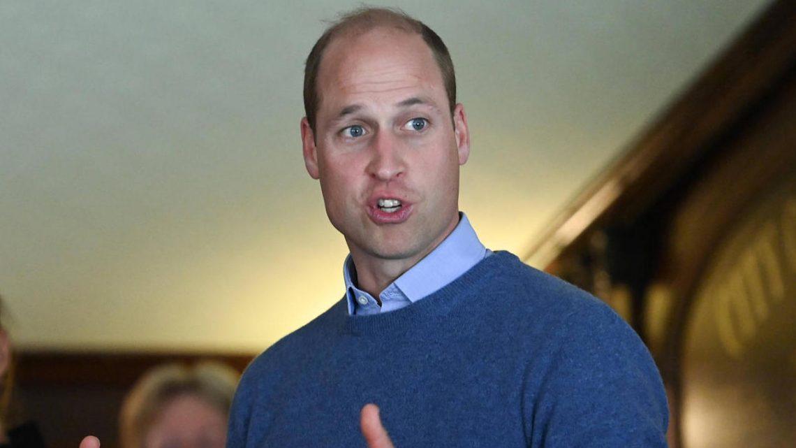 Prinz William übt Kritik an Bezos und Musk