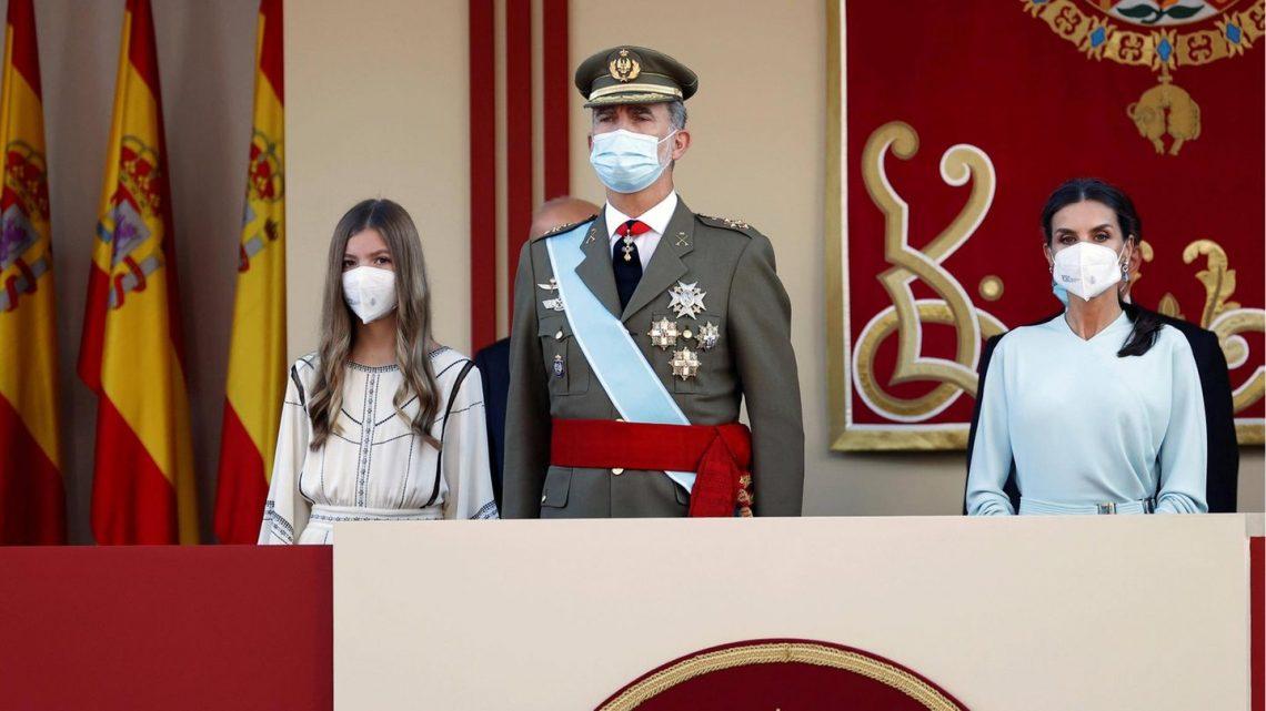 Prinzessin Sofía: Premiere! Hier nimmt sie Prinzessin Leonors Platz ein