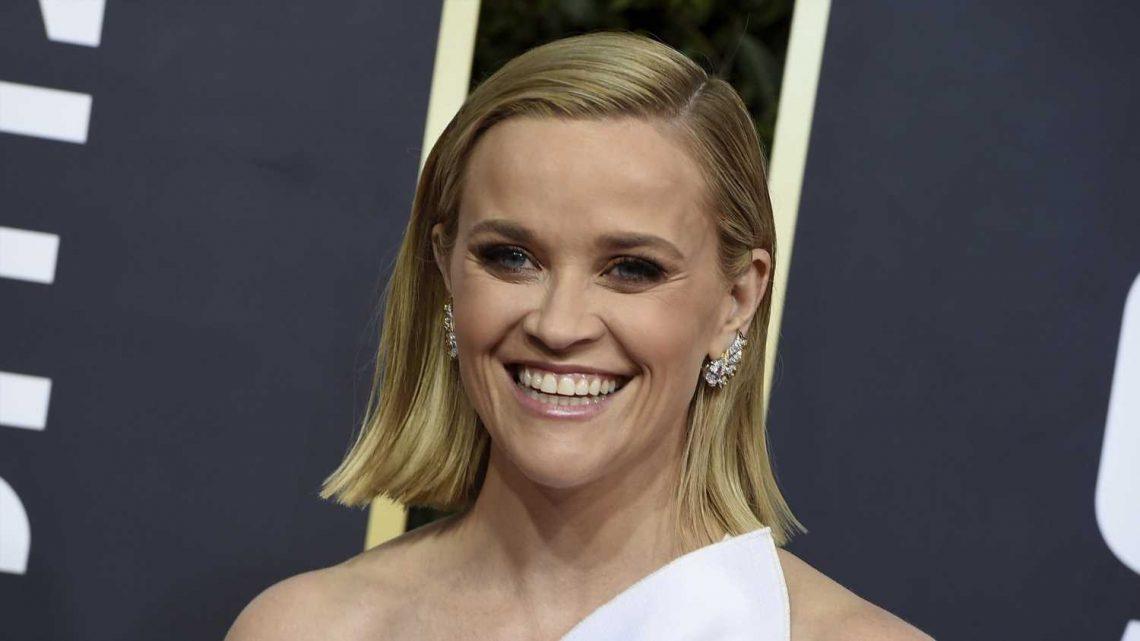 Reese Witherspoon zeigt ihren Bruder John