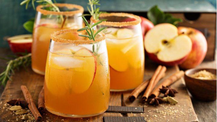 Rezept für Apfelkuchen-Cocktail: So lecker! Der perfekte Drink für den Herbst