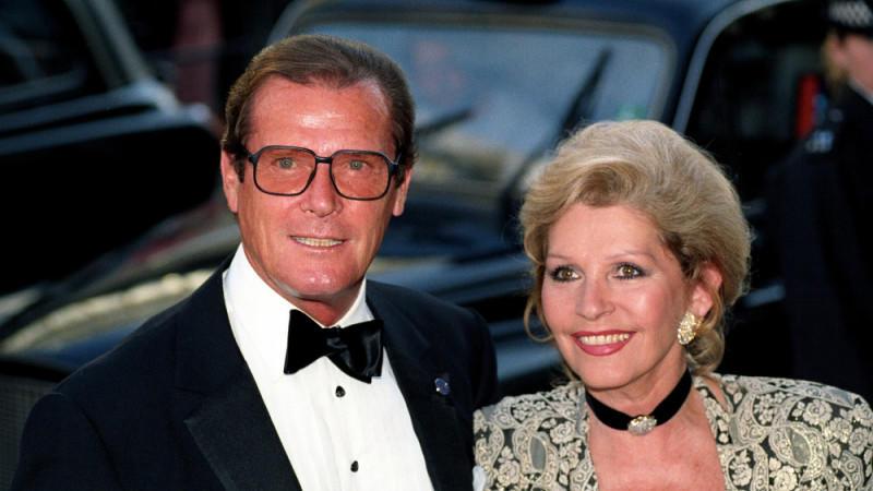 Roger Moore: Seine dritte Ex-Frau ist gestorben