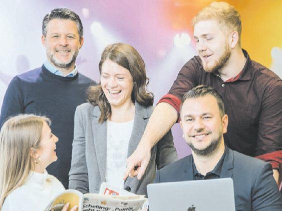 Russmedia setzt auf Teamspirit und bietet innovative Arbeitsplätze