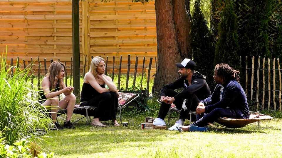 Sommerhaus-Beef: Mola Adebisi und Michelle waren ein Paar!