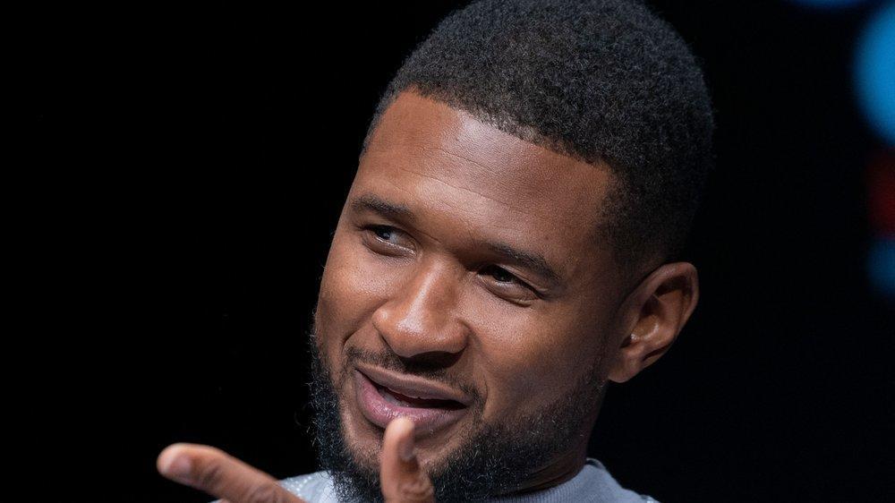 Usher ist zum vierten Mal Vater geworden