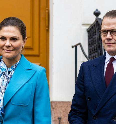 Victoria von Schweden: Sorge um Prinz Daniel